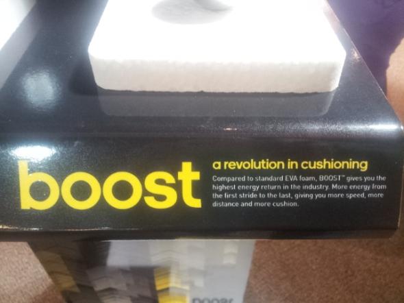boost foam